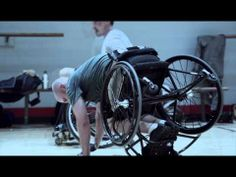 Friends like this. Guinness Wheelchair Basketball Advert | Made of More | September 2013