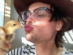 Matthew Gray Gubler's photo: happy easter 2