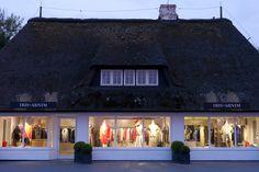 The Iris von Arnim Store in Kampen on the island of Sylt.