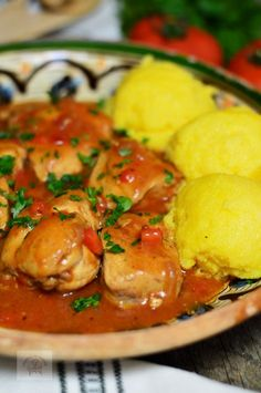 Chicken stew - Chicken stew – the recipe book - Helathy Food, Good Food, Yummy Food, Romanian Food, India Food, Cooking Recipes, Healthy Recipes, Cata, Food Inspiration
