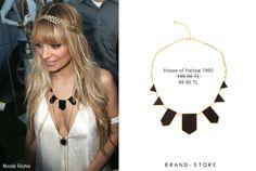 Günün Aksesuarı | Nicole Richie'nin de tercihi House of Harlow 1960'tan!   House of Harlow Altın Kaplama Deri Kolye -> brnstr.co/HoHkolye  Tüm House of Harlow ürünleri -> brnstr.co/HoH-1960  #nicolerichie   #houseofharlow1960   #accessories   #kadin   #aksesuar   #kolye   #necklace   #style   #love   #fashion   #brandstore
