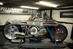 G ö t z G ö p p e r t, bmw, freddy krugger, custom, bikes, motorcycle, custom build,