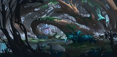 forest, Liu ChengChu...