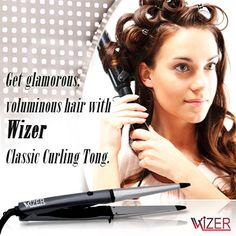 Wizer.in - Straight hair made very easy with wizer Hair Curling & Hair Straightners. Shop Now @ http://bit.ly/1N6TZeI