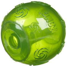 KONG Squeezz Ball - Emerald - Medium *** Wow! I love this. Check it out now! (This is an amazon affiliate link. I may earn commission from it)