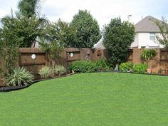 Simple and easy backyard landscaping ideas 44