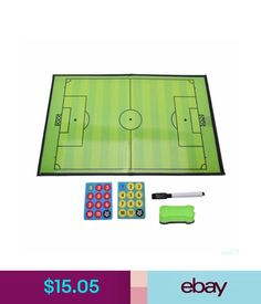 Other Soccer Football Coaching Board Magnetic Soccer Training Tactical Board Hot Sale 1 Set #ebay #Lifestyle