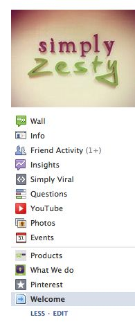Your Facebook Page needs one of these tabs. It really only takes a couple of minutes.