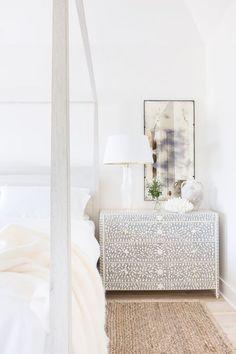Coastal bedroom deta