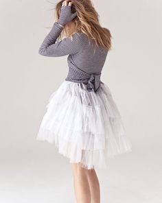 Cute. could be a carrie bradshaw outfit, on one of those days that she actually matched.