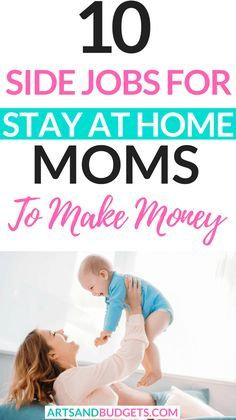 10 Creative Ways Stay At Home Moms Can Make Money - Arts and ...