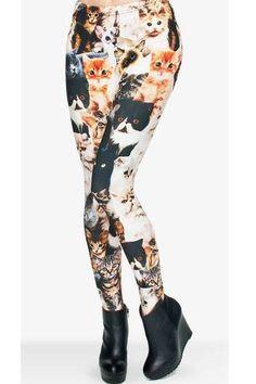Charades Womens Small-Medium Pink /& Black Skeleton Leggings