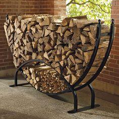 Frontgate Steel Log Racks