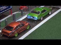 RC Drift Cars / Drift Freaks Berlin ♦ Erlebniswelt Modellbau Kassel 2015 Modellbaumesse - YouTube