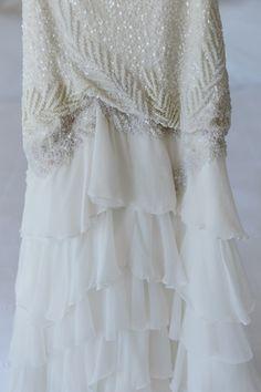 @KWHBridal Rosetta Gown // #karenwillisholmes #kwh #newyorkweddings #inspiration #bridal