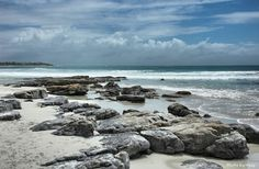 """Long Beach Kommetjie - walk out onto the rocks and let the sea """"breathe"""" for ya, when you're too tense to do it yourself . . ."""