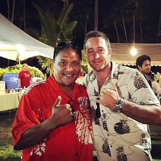 Credit @rpconnect on IG (8/15/15) Recognize… Hawaii 5-0 Really awesome braddah… #19thAnnualBGCHwalkinthecountry