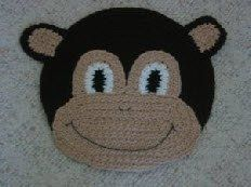 Are your kids always forgetting to pick up their socks or brush their teeth? Make this cute Monkey Bulletin Board to post all the tasks they should be doing. A free crochet pattern like this is easy to work up and will add design to their room. Would match the blanket.  Cute!!