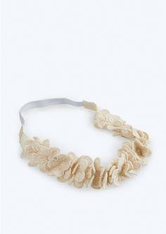 Crochet Flower Headband | Hair Accessories | rue21