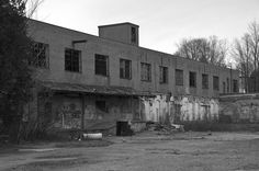 abandoned Leominster factory