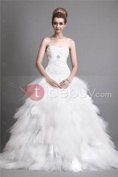 Moderno /Ball Gown Vestido de Boda Larga al Piso y Angerlika's (Envío Gratuito )
