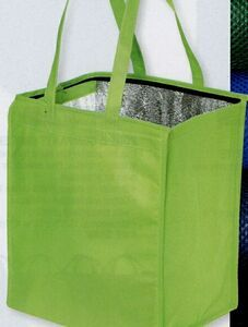 Promotional Products Port & company insulated polypropylene grocery tote