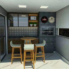 Varanda apartamento