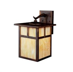 Show details for Kichler Lighting 10960CV Outdoor Sconce Lighting Alameda