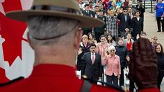 Would-be Canadian citizens set to fight oath to Queen - The Globe and Mail Citizenship Canada, Immigration Reform, Thing 1, Calgary, British Columbia, Panama Hat, The Past, Queen, News