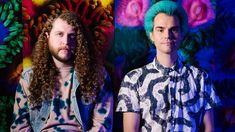 How two punk rocker best friends created the world's first urban reef webcam Bbc World Service, First World, Climate Change, Best Friends, Coral, Dreadlocks, Punk, Urban, Hair Styles