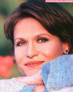 Princess Aisha bint Hussein of Jordan
