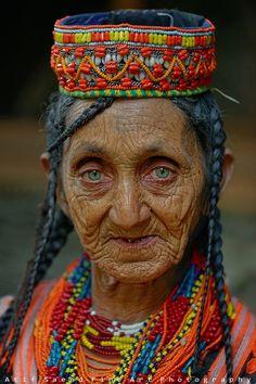 Bibi kai, Kalash, Chitral, Pakistan. Photo M Atif Saeed