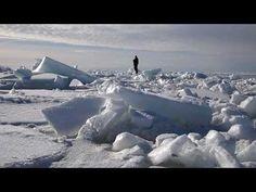 Selkämeren ajojäillä - 24/3/2010 - On the drift ice of Bothnia