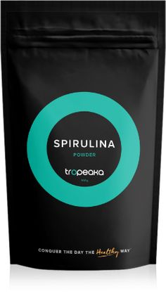 Spirulina 1. One of the most complete Superfoods on the planet 2. Contains 3x more protein than fish or beef per gram 3. Great for detox with high concentration of chlorophyll