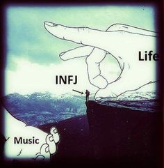 Thank goodness for music! #INFJ