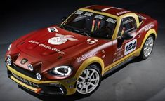 News: Fiat 124 Abarth: road and rally cars