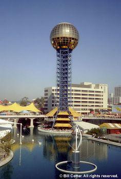 1982 World's Fair, Knoxville TN