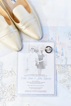 Swooning over the details of Celia & John's magical wedding!