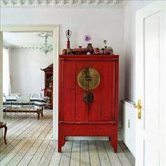 EV DEKORASYON HOBİ: Dekorasyonda kırmızı tutkusu