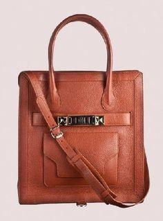 Proenza Schouler bag #fashion #style