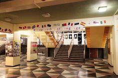Crown Woods School interior
