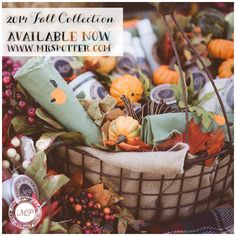 Bring the crisp coziness of Fall into your home with my new Fall 2014 Collection available at www.mrspotter.com!
