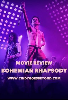 Movie Review: Bohemian Rhapsody - Cindy Goes Beyond Movie Review Bohemian Rhapsody  Freddie Mercury  #cindygoesbeyond #moviereview #bohemianrhapsody #freddiemercury Freddie Mercury, Inspire Others, Gratitude, Bohemian, Queen, Concert, Silver, Movies, Beautiful Images