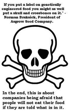 Monsanto=Poison
