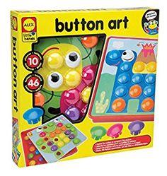 Amazon.com: ALEX Toys Little Hands Button Art: Toys & Games