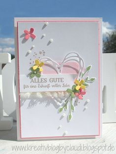 Jar of Love, Sunshine Wishes, Botanical Builder, Stampin Up, watercolor
