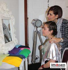 Análisis de Color para taller de automaquillaje MAQUILLATE CON ESTILO del Centro de Imagen Protocolo & Estilo