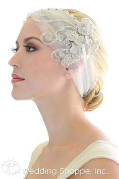 Erica Koesler Bridal Headpiece A-5474