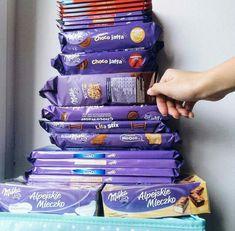 Milka chocolate, cookies