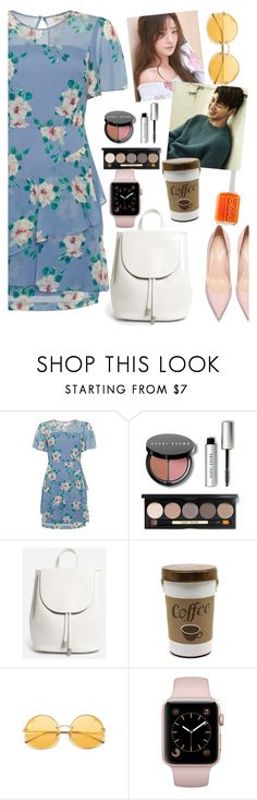 """""""Sunday Brunch"""" by elliewriter ❤ liked on Polyvore featuring Bobbi Brown Cosmetics, Everlane and Essie"""